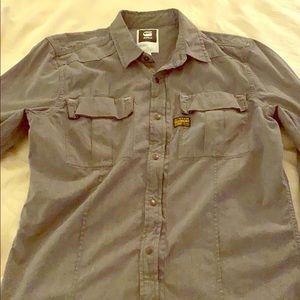 Men's G Star RAW Button Up size XL